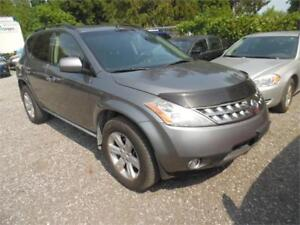 2007 Niisan Murano , Fully Loaded , All wheel Drive $4995.00