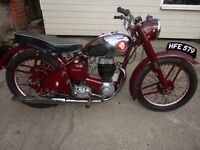 BSA C11G, MOT AND TAX EXEMPT, P/X WELCOME CASH EITHER WAY