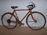 Vintage Boyes & Rosser BRC 10-speed Racer from the 1980s     A g