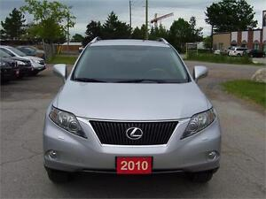 2010 Lexus RX 350 TOURING PACKAGE WITH NAVIGATION, BACKUP CAMERA