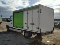 Hubbard Refrigerated Body Storage Box From 2012 IVECO 35S11 LWB