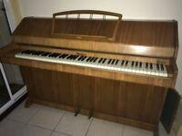 Eavestaff mini royal piano