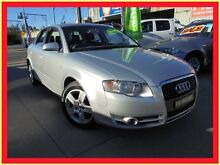 2007 Audi A4 B7 SE Silver CVT Auto 7 Speed Sedan Holroyd Parramatta Area Preview
