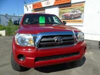 2009 TOYOTA TACOMA DOUBLE CAB 4X4 AUTOMATIC AIR POWER GROUP!!