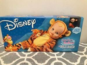 Disney Irwin Toy Water Babies Dress Up Snugglers Doll Year 2002