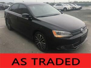 2013 Volkswagen Jetta Sedan SEL w/Nav - AS TRADED