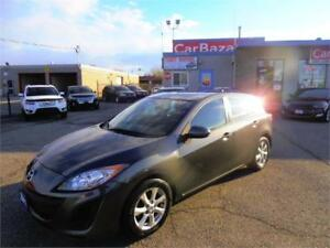 2011 MAZDA MAZDA3 HATCHBACK LIKE NEW EASY CAR FINANCING