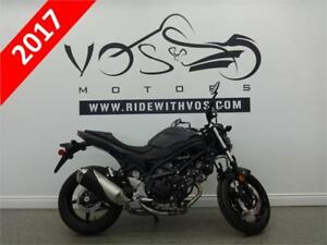 2017 Suzuki SV650- Stock#V2684- **Free Delivery in the GTA