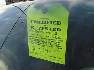 2012 Mazda Mazda3 GX GAURANTEED FINANCING Kingston Kingston Area image 8
