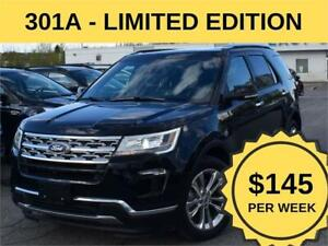 """2019 Ford Explorer Limited 4WD