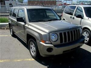 2008 Jeep Patriot Sport      $66.07 bi-weekly o.a.c