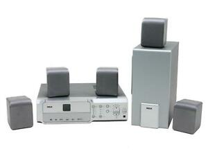 5 Disc DVD Home Theater System: Home Audio & Theater