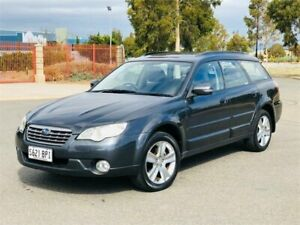 2006 Subaru Outback B4A MY06 Safety Pack AWD Black 4 Speed Sports Automatic Wagon Mawson Lakes Salisbury Area Preview