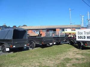 Trailers - 6x4 - 7x4 - 8x5 - and More Quality Aust Made Fyshwick South Canberra Preview
