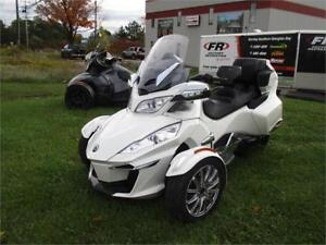 2018 Can Am Spyder RT Limited Chrome