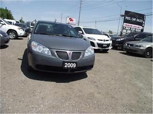 2009 Pontiac G6 SE*3 YRS WARRANTY INCLUDED**