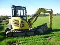 Excavation and yard services
