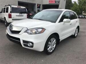 2011 Acura RDX groupe techn Navigations (GARANTIE 1 ANS INCLUS)