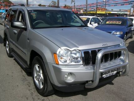 2006 Jeep Grand Cherokee WH Limited (4x4) 5 Speed Automatic Wagon Enfield Port Adelaide Area Preview