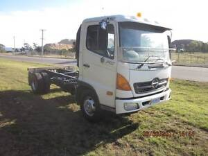 Hino FC Cab Chassis Pipers River George Town Area Preview