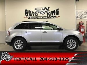 2009 Ford Edge SEL / All Wheel / Panoramic Roof / Heated Seating