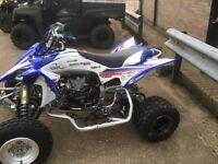 Yamaha Quad bike yfz 450R