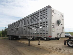 1996 EBY 53 FOOT DOUBLE DECK STRAIGHT LINER