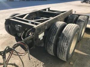 HENDRICKSON TANDEM SUSPENSION WITH WHEELS & TIRES ***LIKE NEW***