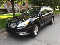 2010 Subaru Outback Ltd Pwr Moon/Navigation Familiale