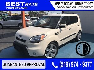 KIA SOUL 4U - APPROVED IN 30 MINUTES! - REBUILD YOUR CREDIT