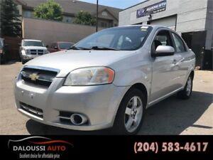 Finance available ! 2007 Chevrolet aveo