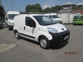 2014 Peugeot Bipper 1.3HDi 75 S NEMO *** NO VAT ***