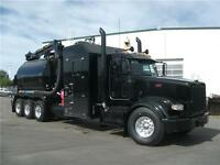 Rebel MFG. Hurricane Hydrovac Truck
