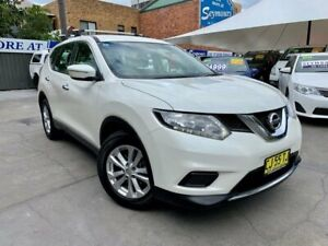 2016 Nissan X-Trail T32 ST X-tronic 4WD White 7 Speed Constant Variable Wagon Hamilton Newcastle Area Preview