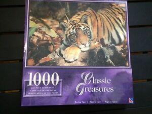 Puzzles 1000 pieces  Classic Treasures