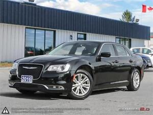 2016 Chrysler 300 Touring Limited pkg full jam!