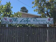 The Lodge Accommodation! Finally we've got one room available!! Bungalow Cairns City Preview