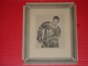 For Sale: 1938-39 Quaker Hockey Photo cards - Maple Leafs. $15ea