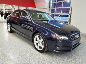 2011 Audi A4 2,0T Premium CUIR+TOIT+BLUETOOTH 70$/sem