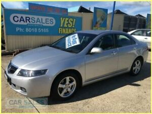 2003 Honda Accord Euro Luxury Silver 5 Speed Sequential Auto Sedan Kogarah Rockdale Area Preview