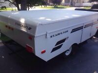 2014 Starcraft tent trailer priced to sell...like new...$6850