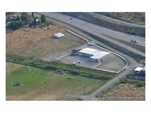 2.5 acres of vacant industrial land with great visibility!