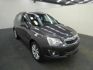 2014 Holden Captiva CG MY14 5 LTZ (AWD) Grey 6 Speed Automatic Wagon Moonah Glenorchy Area Preview