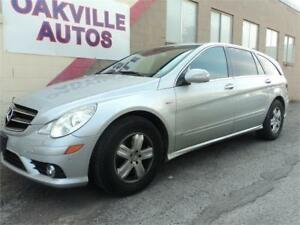 2009 Mercedes-Benz R-Class 3.0L BlueTEC NAVIGATION AWD SAFETY IN