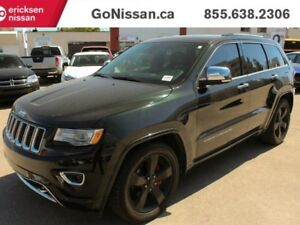 2014 Jeep Grand Cherokee Navigation, Panoramic roof, Leather!!