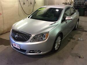 2013 Buick Verano CX 2.4L 4 Cyl, 6 Speed Auto Transmission