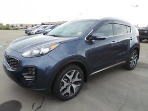 2017 Kia Sportage AWD SX TURBO Accident Free,  Navigation (GPS),