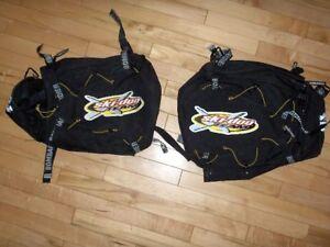 SKI-DOO / BOMBARDIER Snowmobile Saddlebags
