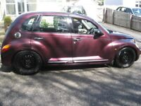 2003 CHRYSLER PT CRUISER CUSTOMISED MOT/JULY POSS/PART X