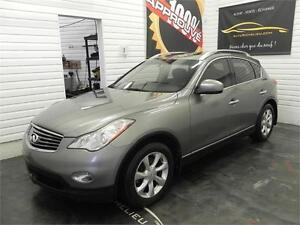 2010 INFINITI EX35 (AWD) Liquidation * CUIR*AIR*CAMERA DE RECUL